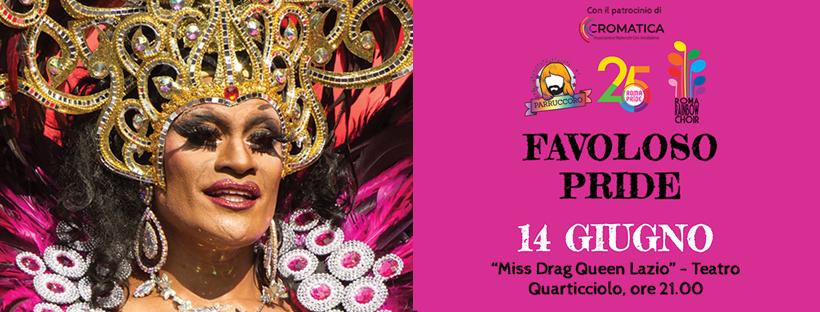 Miss Drag Queen Lazio