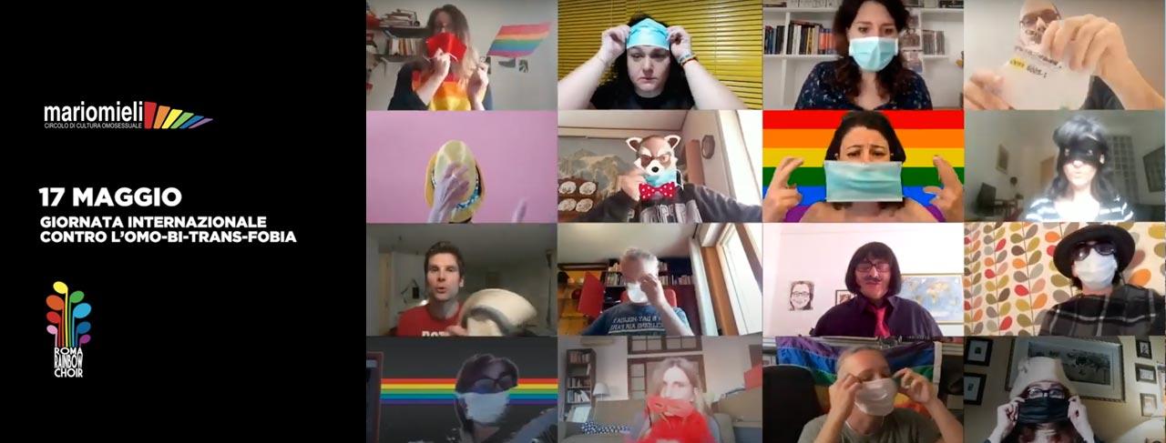 Masquerade Virtual Choir